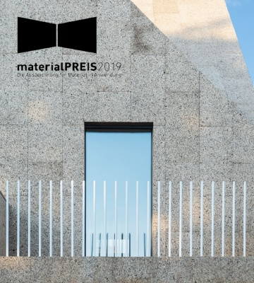 Cork Screw House distinguished with materialAward 2019