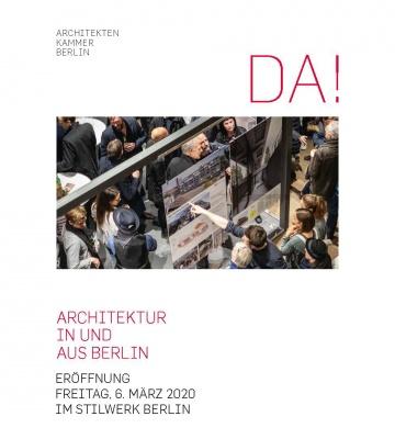 ARCHITEKTUR IN/AUS BERLIN