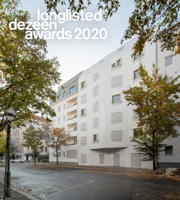 The Iceberg _Longlisted Dezeen Awards 2020