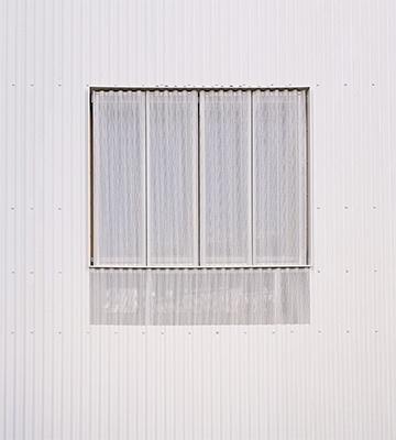 Aluminium facade grows...